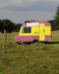 Anyone for a fancy caravan trip? by naturesam9, via Flickr