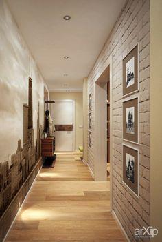 Фото Бежевая квартирка - интерьер, квартира, дом, гостиная, современный, модернизм, 100 - 200 м2