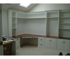Custom Built Bookshelves, Ent. Centers, Desks, Bars, Closet Systems is a Services service in Jonesboro GA