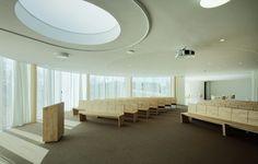 Galería de Crematorio en Amiens / PLAN 01 - 7