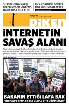 İnternet'in savaş alanı