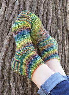 Ravelry: SpringTastic Socks pattern by Stefanie Goodwin-Ritter