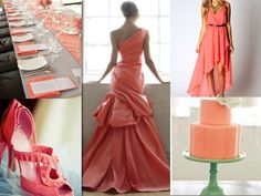 Choose your perfect wedding theme   Coral wedding   Eventi e Wedding P. - The Wedding Planner