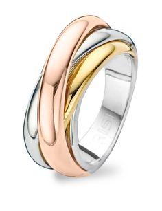 Tirisi Jewelry Amsterdam 18 karaats Tri-Color Gouden Ring  Description: Tirisi Jewelry Amsterdam 18 karaats Tri-Color Gouden Ring  Price: 1895.00  Meer informatie