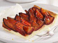 9.948 gesunde Kuchen-Rezepte - Seite 6 | EAT SMARTER Eat Smarter, Chicken Wings, French Toast, Meat, Breakfast, Food, Sheet Cakes, Healthy Pie Recipes, Eten