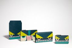 The Fendi Bag Bugs accessories collection
