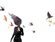 Adolfo Serra ilustra La piel extensa, una selección de 55 poemas de Pablo Neruda que Edelvives publica dentro de la colección Adarga.