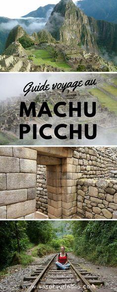 Petit guide de voyage pour visiter le Machu Picchu : conseils pratiques et retour d'expérience. #Perou #Peru #MachuPicchu #Machu #Picchu #America #Amerique #AmeriqueduSud #Ameriquelatine #archeologie #UNESCO #Merveille #site #voyage #conseils #visite #blogvoyage #blog #CommentvisiterleMachuPicchu #BucketList