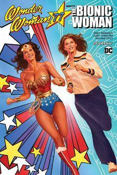 Wonder Woman & The Bionic Woman