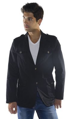 https://www.cityblis.com/6074/item/15754 | Vassari Men's Camel Jacket Blazer - $139 by BARABAS | The easiest way to bring charm to your look is with this Vassari Blazer. Fashioned with two flap pockets on the chest, two on the bottom and one inside pocket. Jeans buttons with Epaulet design on shoulders. Burgundy lining the inside of the jacket. Vassari blazer is a hip choice for your wardrobe. ... | #Blazers/SportCoats