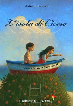 çizgili masallar: Ciceros Island by Paolo Domeniconi