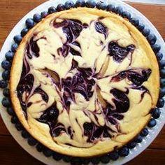 Sinaasappelcheesecake met chocolade @ allrecipes.nl