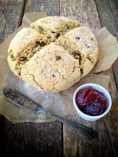Post image for Gluten & Grain Free Irish Soda Bread.