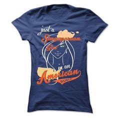 (Deal Tshirt 1hour) JUST SINGAPORE GIRL IN AMERICAN WORLD [TShirt 2016] Hoodies, Tee Shirts