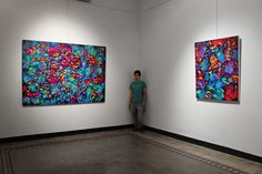 Wen Zeang Paintings Emmitan Contemporary Art Gallery Contemporary Art, Art Pieces, Art Gallery, Artist, Paintings, Home Decor, Idea Paint, Art Museum, Decoration Home