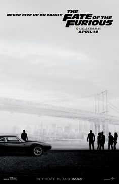 Click to View Extra Large Poster Image for The Fate of the Furious