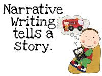 Fun in First Grade: Narrative Writing FREEBIE for anchor charts