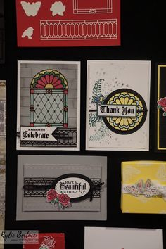 Kylie and Bruno Bertucci | Stampin Up | OnStage Local 2018 | New Catalogue | 2018/2019 Annual Catalogue | Stamparatus | In-Colors | Papercrafting | Rubber Stamps | Handmade Card