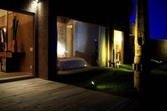 Privacy-Defined Eco-Chic Design Beach Resort In Brazil - http://freshome.com/2012/09/20/not-done-privacy-defined-eco-chic-design-beach-resort-in-brazil/