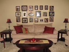 Apartment living room inspiration..