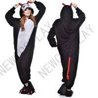 f12db9176d 2015 Hot Sale Unisex Cosplay Cute Animal Onesie Pajamas Costume Devil Onesie  Adult Onesie Pajamas