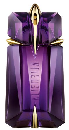 thierry mugler alien  best perfume  good bottle design