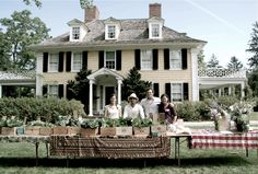 Sylvester Manor Shelter Island NY #GISSLER #interiordesign