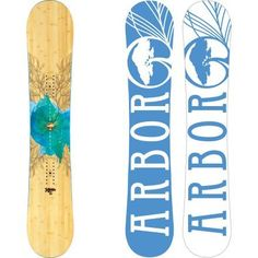 Arbor Swoon Snowboard One Color, 147cm by Arbor. $459.95. One run on the Arbor Swoon Women's Snowboard and you'll be head over heels for it. That's because it rips through pow and hardpack alike with ease thanks to the Mountain System rocker and Grip Tech sidecut, so you're good to go no matter where you're riding.Product FeaturesLength: 147 cm, 151 cm, 155 cmShape: mountain-twinFlex: mediumCamber: Mountain System (rockered)Sidewalls: ABS, urethaneEffective Edge: [147cm] 1108 ...