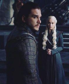 Jon and Daenerys