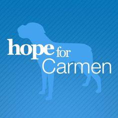 #hopeforcarmen ❤️