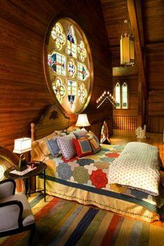 10 Divine Church Conversions - Sofa Workshop