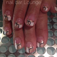 Square Off #nailart #nails #naildesign