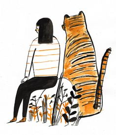Sketch by Lizzy Stewart, via Flickr