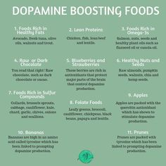 Increase dopamine naturally simply by changing what you eat on a regular basis! - Increase dopamine naturally simply by changing what you eat on a regular basis! … – Increase dopamine naturally simply by changing what you eat on a regular basis! Health And Wellness, Health Tips, Health Fitness, Fitness Hacks, Holistic Nutrition, Exercise And Mental Health, Spinach Nutrition, Nutrition And Mental Health, Health And Fitness