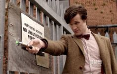 Dr Who's sonic screwdriver invented at Dundee University