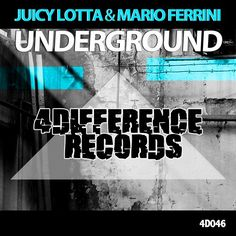 Mario Ferrini, Juicy Lotta - Underground - http://minimalistica.biz/mario-ferrini-juicy-lotta-underground/
