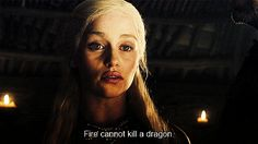 Pin for Later: Daenerys Targaryen Is Easily the Fiercest Badass in the Seven Kingdoms When She Has to Educate All the Basic B*tches
