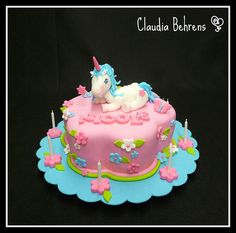 unicorn cake nicole - claudia behrens by Claudia Behrens ~ Cakes, via Flickr