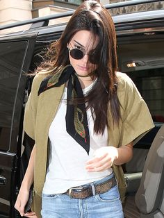 Refresh your jeans with a dose of inspo from some of your favorite celebrities, like Kendall Jenner