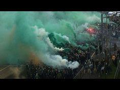Green Brigade Cortège Celtic v Sevco HH.