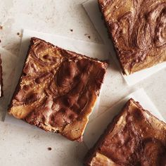 Sur La Table Pumpkin Spice Cheesecake Brownie Mix, available at #surlatable