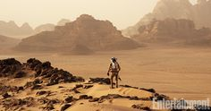 Matt Damon in The Martian: First look at Ridley Scott's next movie | EW.com