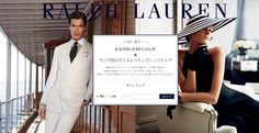 Ralph Lauren launches it's digital flagship in Japan in coming Fall.