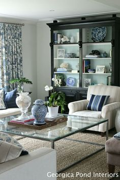 Have You Seen These Popular Living Rooms on Pinterest? - laurel home