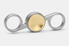 Stainless Steel w/ Brass cap (+ $10)