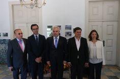 Intrevedere cu înaltul comisar pentru migrație, la Lisabona