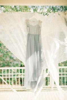 grey wedding dress серое свадебное платье