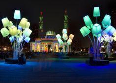 Fort d'une programmation alliant jeunes talents locaux et pointures internationales, la 4ème édition du Sharjah Light Festival se déroulera du 6 au 14 février 2014, organisé par Sharjah Commerce and Tourism Development Authority, en partenariat avec Nomada les Arts Nomades Cie. Devenu l'un des événements culturels les plus prestigieux et les plus en vue de la région, le SLF montre à quel point une ville n'est pas seulement un espace de consommation, c'est un esprit qui s'invente tous les…