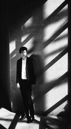 Model: Kolton Bowen | Photographer: Matt Moore - www.theartofmoore... #men #fashion #editorial