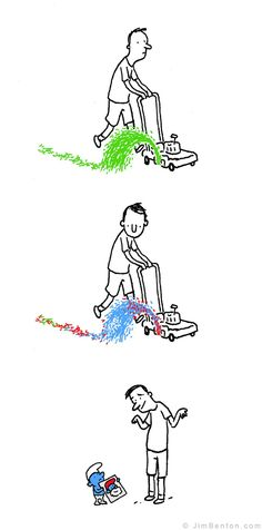 """20 More Clever Comics From Artist Jim Benton - Funny memes that """"GET IT"""" and want you to too. Get the latest funniest memes and keep up what is going on in the meme-o-sphere. Funny Pictures With Captions, Best Funny Pictures, Funny Photos, Funny Cartoons, Funny Comics, Funny Memes, Jokes, Funny As Hell, Top Funny"""